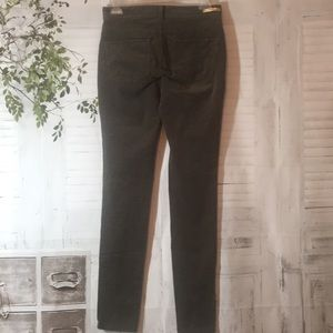 Anthropologie Pants - Pilcro and the Letterpress corduroy skinny pants